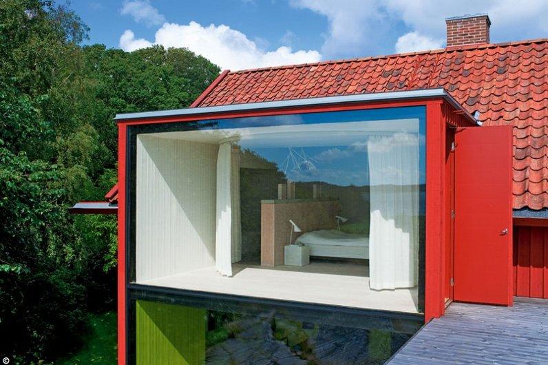 ampliacion del volumen de su casa prestige house. Black Bedroom Furniture Sets. Home Design Ideas