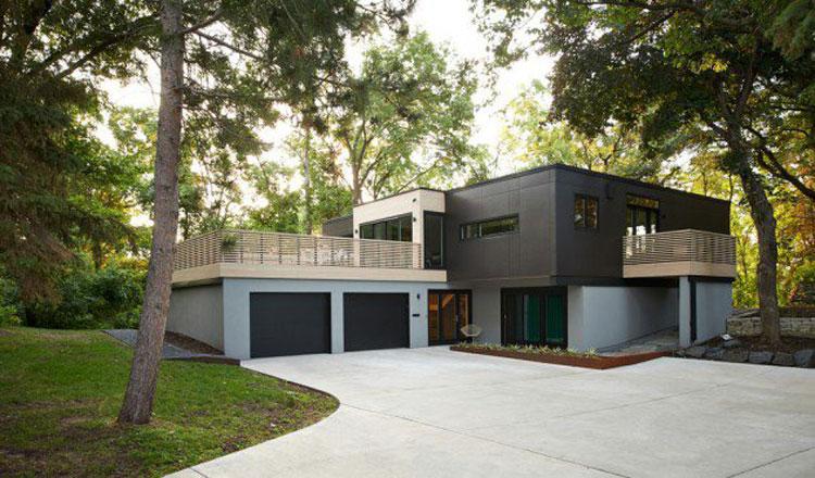 Casas diversas gran variedad de modelos prestige house for Esterni case moderne
