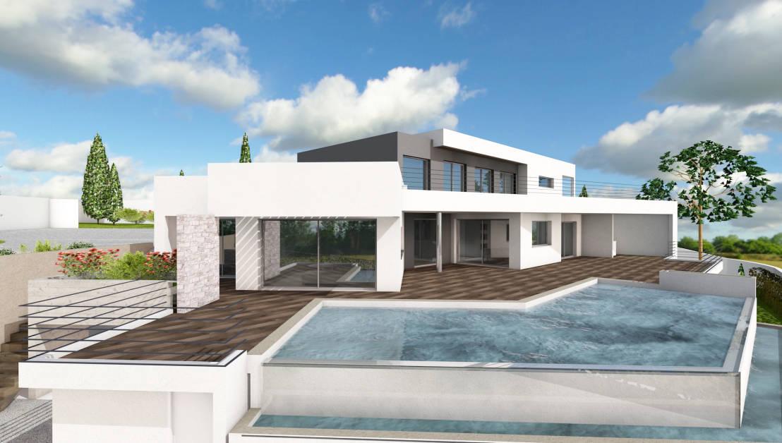 Casas diversas gran variedad de modelos prestige house for Belle case economiche